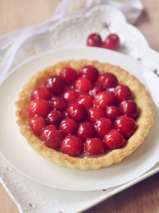 香甜樱桃派的做法