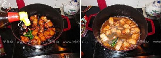 梅菜芋香红烧肉怎么吃