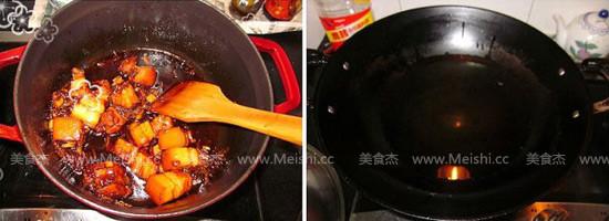 梅菜芋香红烧肉怎么炒