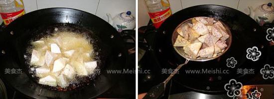 梅菜芋香红烧肉怎么煮