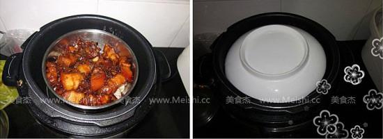 梅菜芋香红烧肉怎么煸