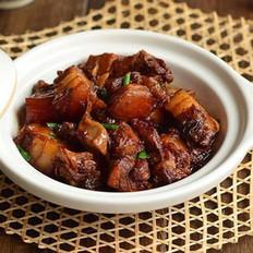 梅菜芋香红烧肉