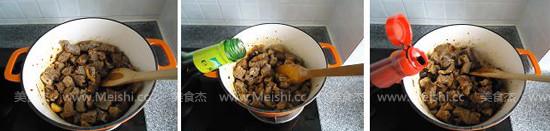 胡萝卜土豆烧牛腩怎么做