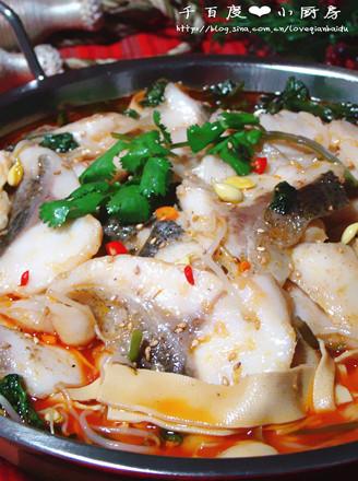 香辣水煮魚的做法