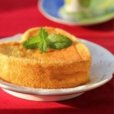 五步教你學會做戚風蛋糕