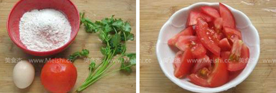 番茄鸡蛋面疙瘩汤的做法大全