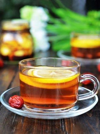 柠檬姜茶的做法