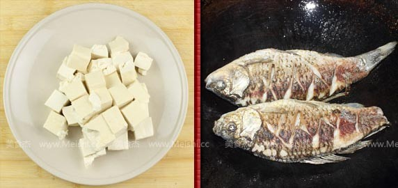 麻辣豆腐鱼的做法图解