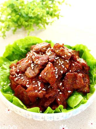 五香小肉的做法