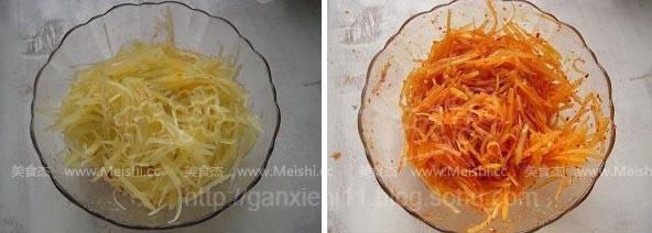 红油土豆丝怎么做