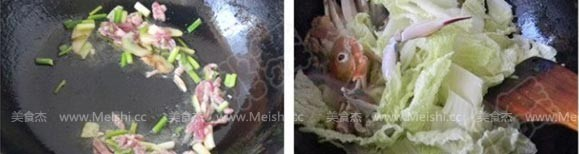 家常螃蟹煮粉干怎么做