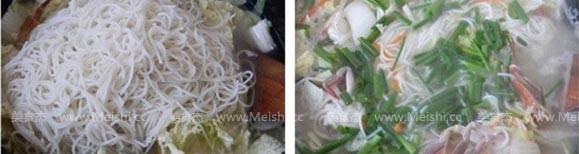 家常螃蟹煮粉干怎么炒