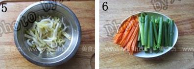 榨菜炒肉丝的家常做法