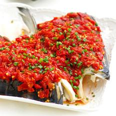 鲜辣剁椒鱼头