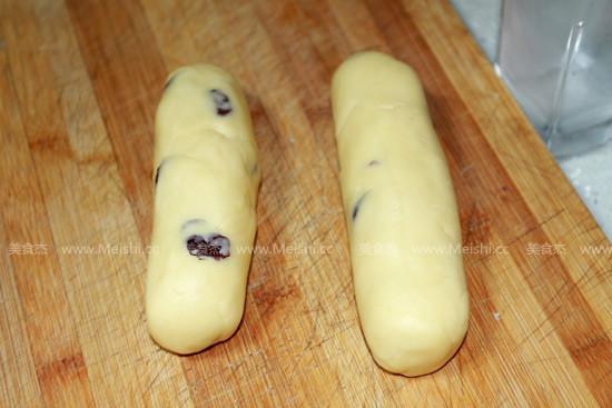 蔓越莓饼干的简单做法