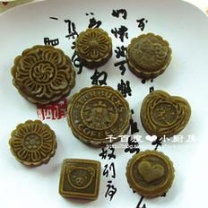 传统绿豆糕
