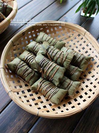 八宝粽的做法