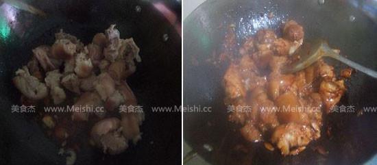 发菜蚝豉焖猪手怎么吃