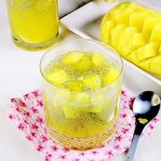 兰香子芒果饮