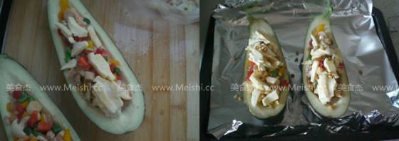 松仁奶酪焗茄子的简单做法