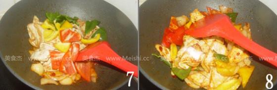川味素炒豆腐的简单做法
