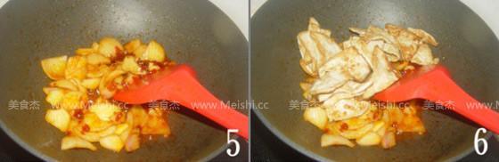 川味素炒豆腐的家常做法