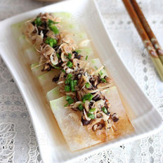 虾皮香菇蒸冬瓜的做法大全