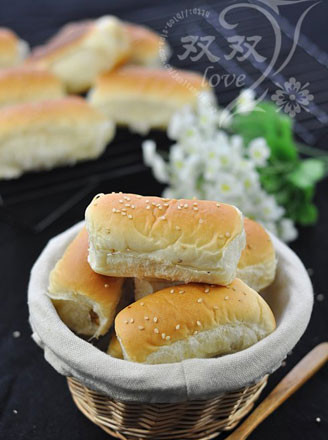 肉松小面包的做法