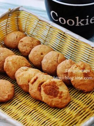 姜核桃餅干的做法