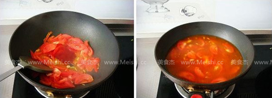 番茄鱼片汤的家常做法