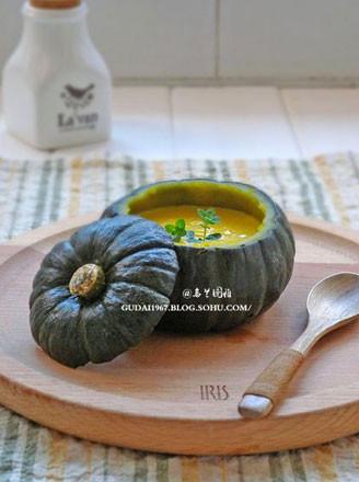 西式蔬菜浓汤的做法