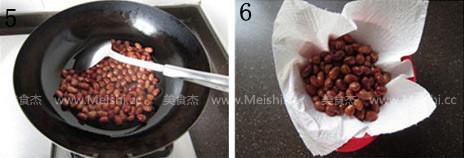 盐酥花生米的家常做法