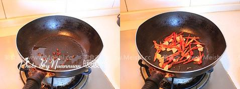 绿豆芽炒肉丝的简单做法