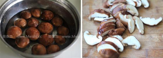 香菇荷兰豆小炒的做法大全