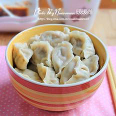 猪肉杏鲍菇饺子