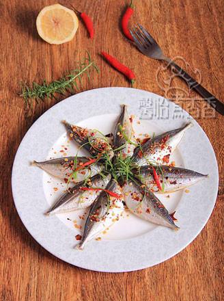 迷迭香烤沙丁鱼的做法