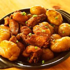 板栗焖鸡的做法大全