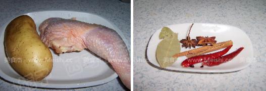 土豆炖鸡块的做法大全