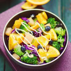 缤纷蔬果沙拉