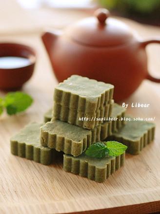 自制綠豆糕的做法