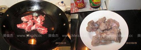 茶树菇龙骨煲玉米汤的做法大全