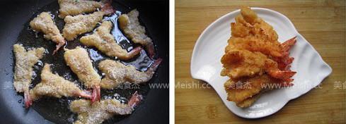 炸虾的简单做法