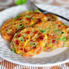 三宝玉米饼