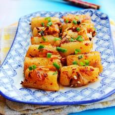 拌饭酱炒猪肠粉
