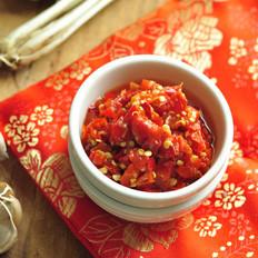 辣椒油、剁椒、辣椒酱的独门秘籍