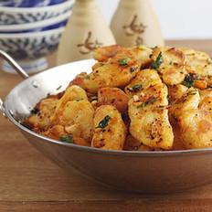 脆皮干锅土豆