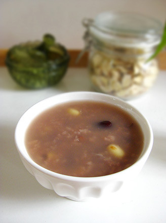 红枣红豆莲子粥的做法
