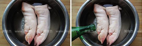 猪蹄花生汤的做法大全