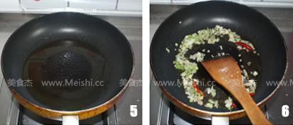 蚝油手撕卷心菜的家常做法