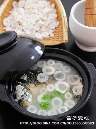 通草鯽魚湯的做法